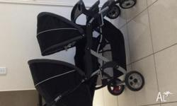Brand New never used Tandem Stroller, selling because