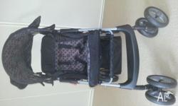 Pusher / Stroller in very good condition for sale. Duel