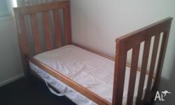 Used cot, good condition, does have a few scratches but