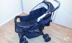 Childcare Vector XT Prams & Strollers Reverse handle