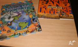 Childrens Atlas of the World - Hands on Projects - over