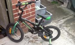 I have 2 bikes for sale. For ages from 4 to 8 years of