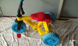 Childs Fisher Price Trike InGood Condetion