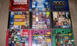 Popular Christian CD's from 2002 - 2009 $2.50 Each/ONO