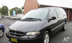 CHRYSLER,GRAND VOYAGER,GS,2000, FWD, GREY, LEATHER