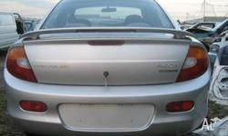 CHRYSLER NEON 2000 Wrecking Complete Car - ALL PARTS