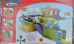 Hard to find new in the box Chuggington Die-Cast Fix