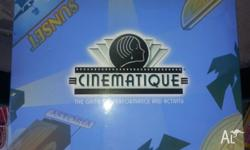 """CINEMATIQUE - The game of performance and activity"""