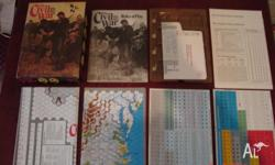 Victory Games Inc/Avalon Game Co. The Civil War - 1861