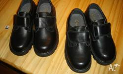 I have 2 pairs of brand new unworn Clarks School Shoes