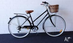 SAMSON CYCLES VINTAGE LADIES BIKE SELLING FOR ONLY
