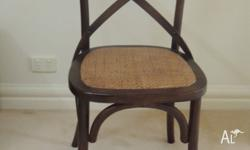 Classic sturdy and attractive chair - was used as piano