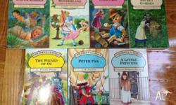 7 children's classics for only $10! Books are in good
