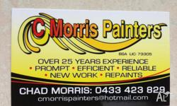 - Repaints and New work - Free Quotes - Covering the