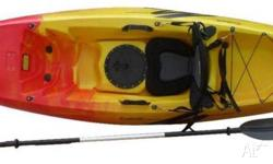 Cobra Escape FX SOT Kayak Package incl seat & paddle
