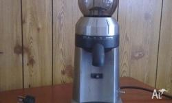 Sunbeam Conical Burr Coffee Grinder. Only used a couple
