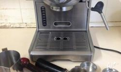Coffee Machine Breville 800ES excellent condition only