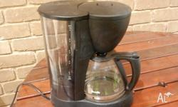 Breville Coffee Maker - 10 cup capacity. Excellent