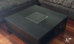 Coffee table for sale. Has some very minor marking,
