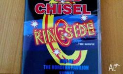 COLD CHISEL - RINGSIDE DVD Brand New With Plastic