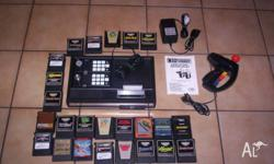 Colecovision Video Game System with 24 Games. The