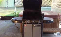 Coleman Gas BBQ for sale bought from Barbecues Galore