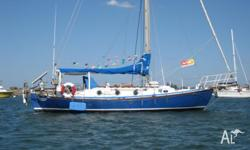 33 Ft --10 mertrs Cruising Yacht A--- COLIN ARCHER