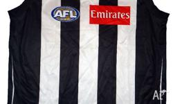 COLLINGWOOD ORIGINAL ADULT SLEEVELESS HOME GUERNSEY. -