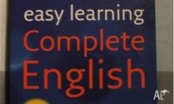 Collins Easy Learning Complete English is an