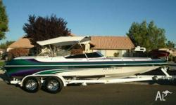 Commander 2100 Ski Wake, 2000, 5.7, White, Other,