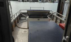 COMMERCIAL FISHING BOAT ONLY. LFB, OG1 SHARES AND