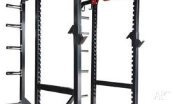 BRAND NEW Commercial Power Cage with all cross-fit