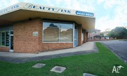COMMERCIAL PROPERTY Located in a small complex in