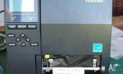 Commercial Toshiba Barcode/Label Printer B-EX Type 2
