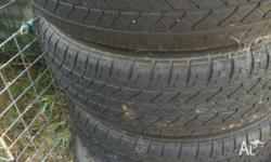 Spares for Copmmodore car or trailer - 15 inch Tread