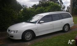 2006 VL Commodore Acclaim Station Wagon. 12 Months