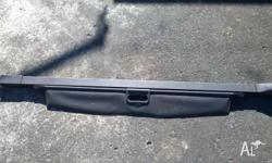 Late model 2003 ect commodore wagon security screen,