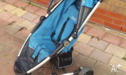Compact 3 Wheels Pram �Zolo�. Good conditions.