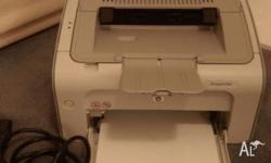 Great little laser printer - I had a few years use out