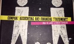 5 edition Second hand accounting text book