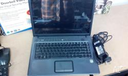 "Compaq Laptop with good old windows 7 ,dvd,15"" screen"