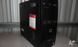 Compaq Presario MODEL CQ3360AN Intel Core 2 Duo E7600