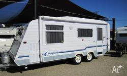 "COMPASS LIMITED EDITION 19' x 7'"", 2003, WHITE,"