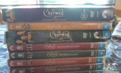 "Complete Tv Series Collection ""CHARMED"" Seasons 1-8"