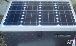 complete portable solar system 240v upto 1200w complete