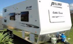 1985 Millard Caravan completely rebuilt from the ground