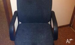 I have a used computer/desk chair in good condition. *