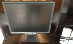 Selling an acer desktop screen (with speakers if