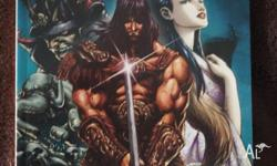 - Savage Sword of Conan Volume 1 TPB, reprinting issues