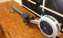Top Rower in the market. PM3 Monitor with 1 LogCard USB